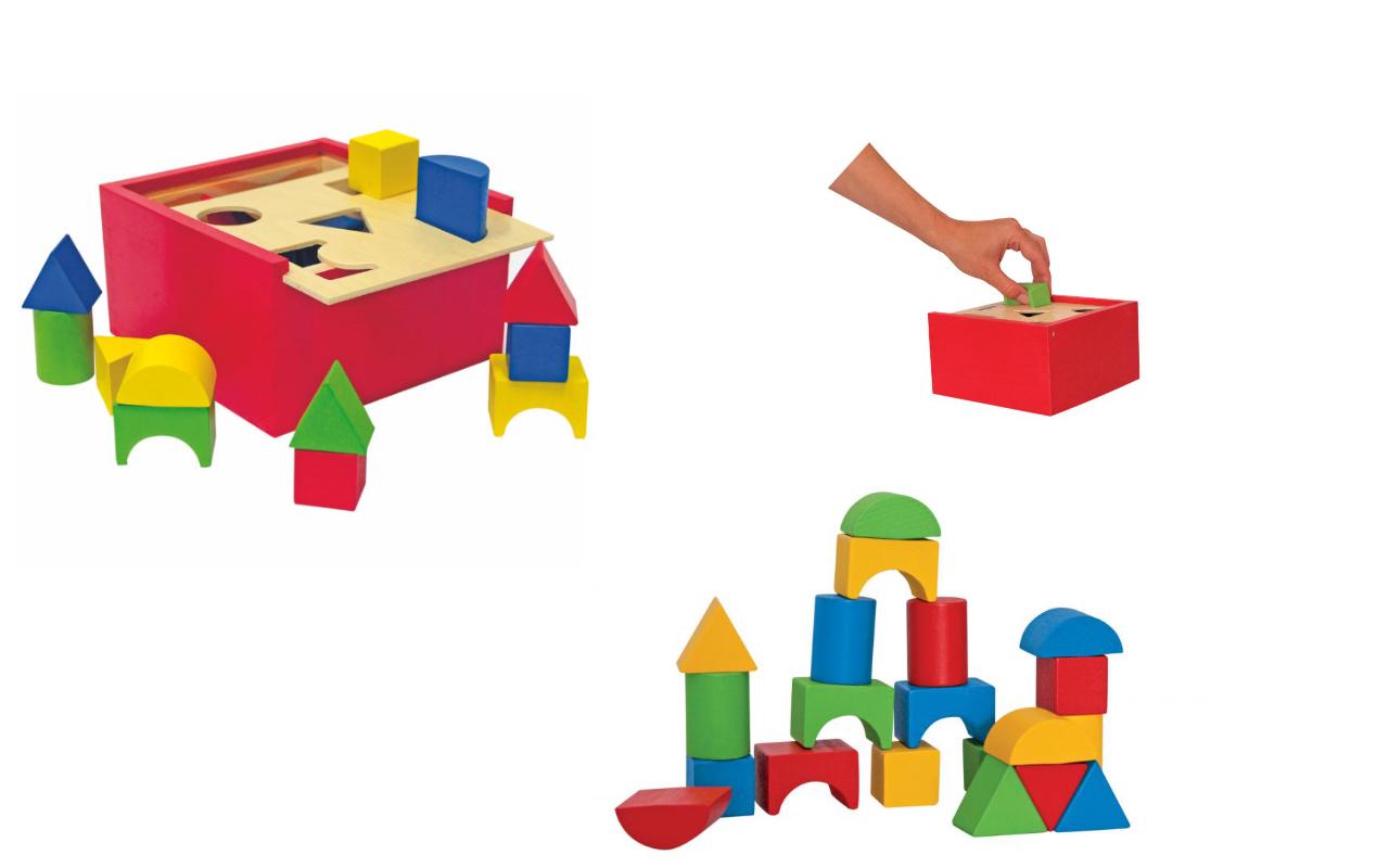 Woody vormenbox 90001