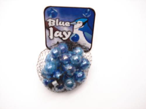 20+1 Blue Jay knikkers 4001