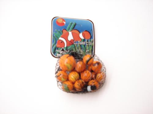 20+1 Clownfish knikkers 4035