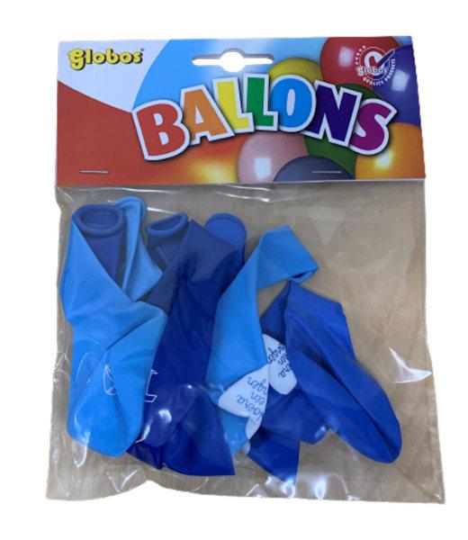 25*10 Hoera een jongen ballonnen HJ10