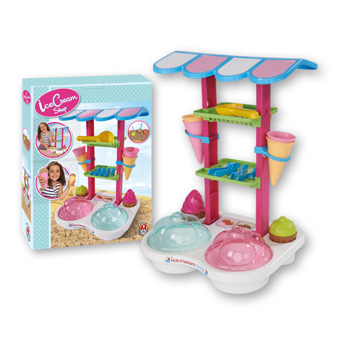 Ice cream shop androni 2310-0000