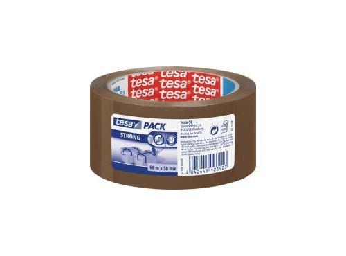 Tesapack pp strong bruin 66m*50mm 57168