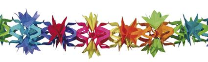 6 slinger floral 6m. 30611