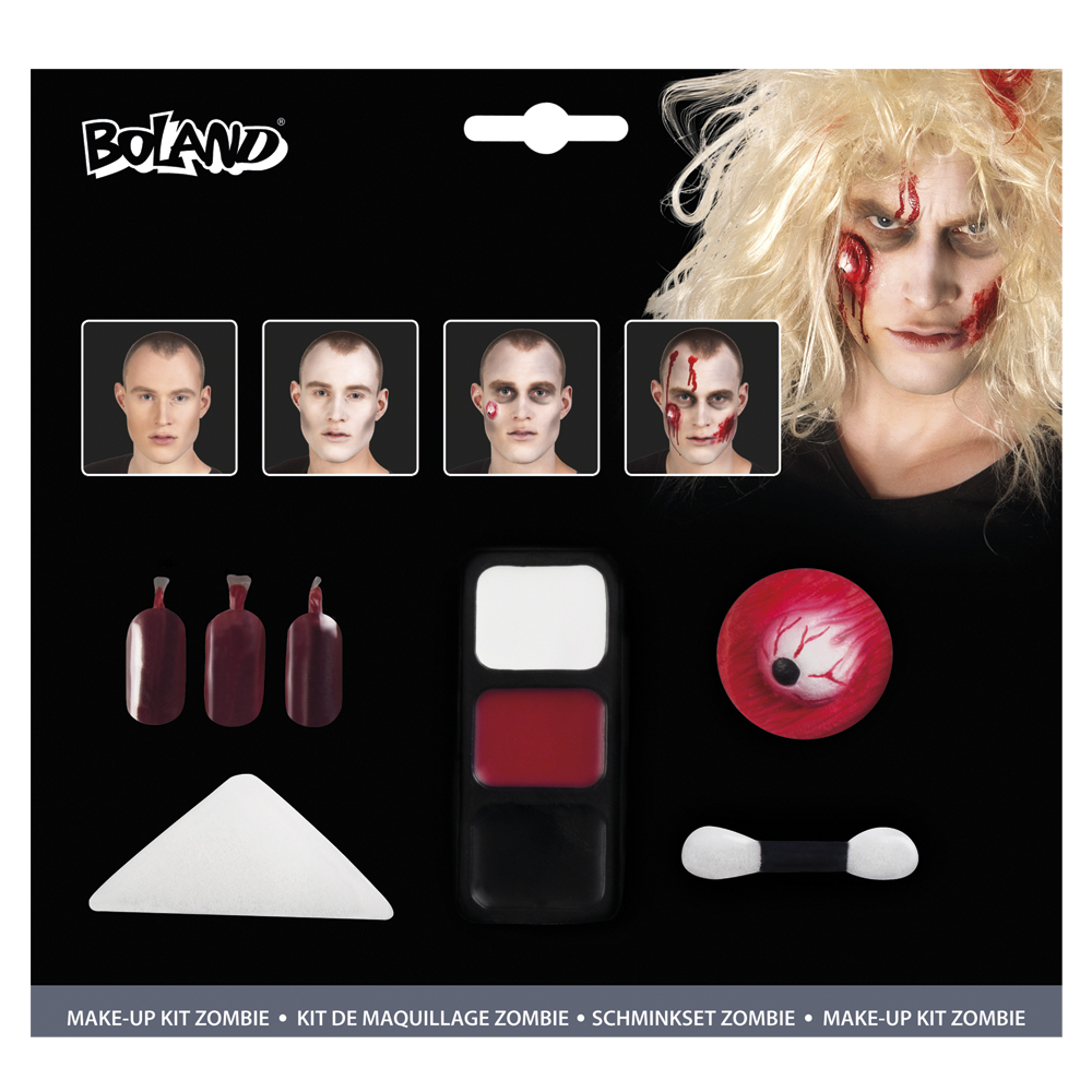 Make-up kit zombie 45085