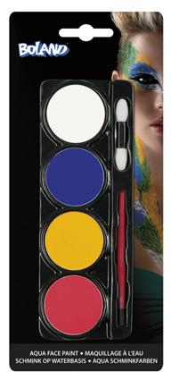 Set palet schmink op waterbasis 8712026450630