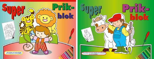 Super prikblok A4 556426