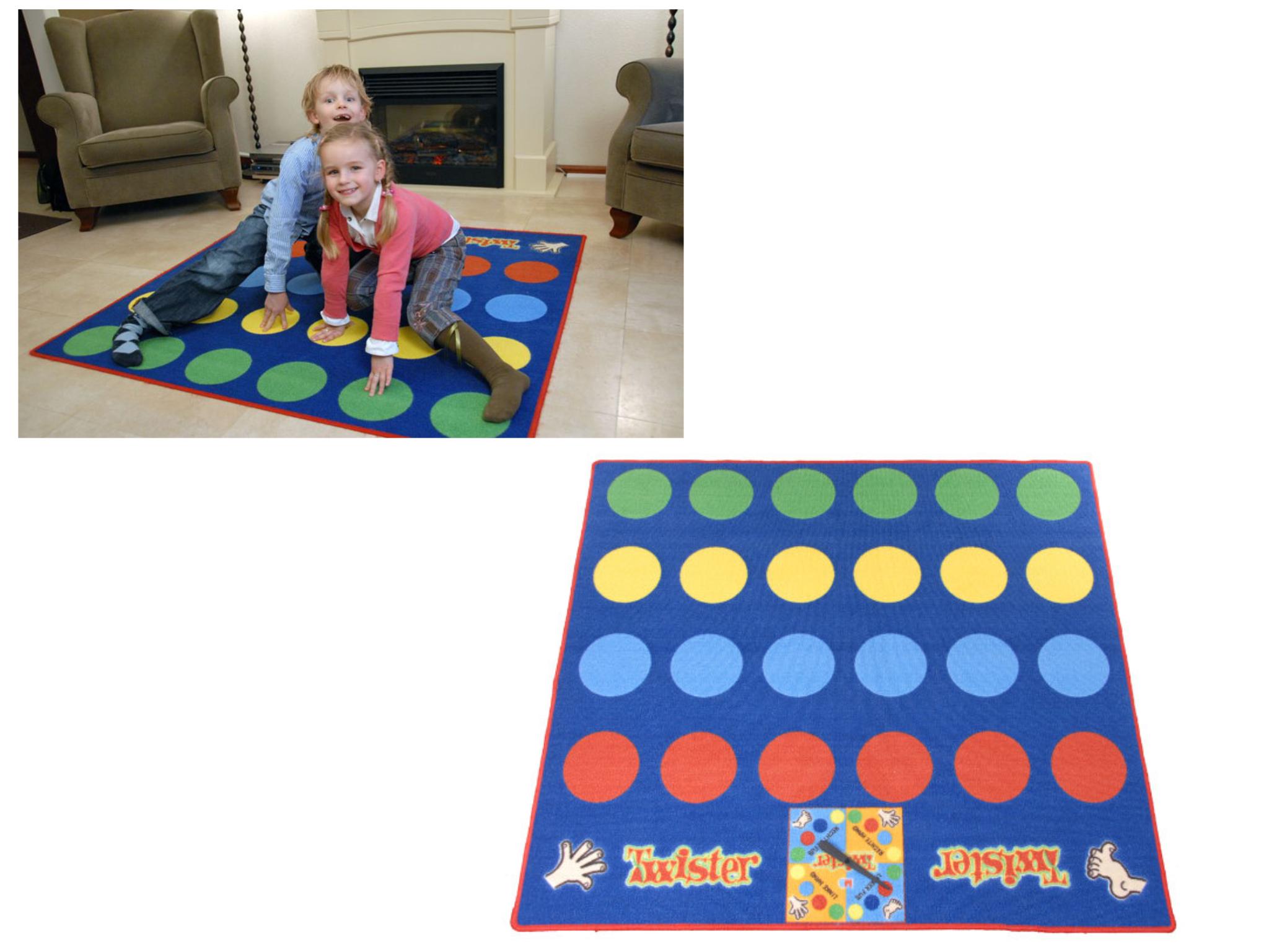 Speelkleed Twister132*145Cm  adv. 37,95