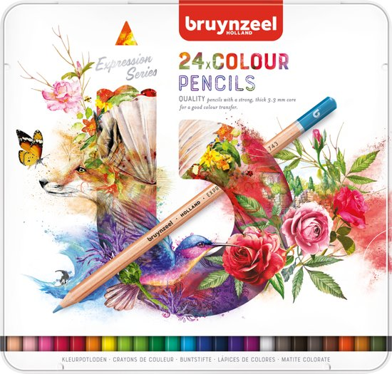 Bruynzeel expression aquarel 24