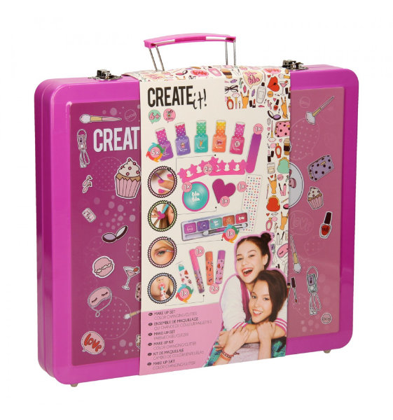 Create it make-up set glitter 84138