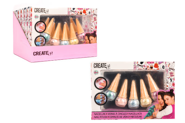 Create it! 5 nagellak icecream 84133