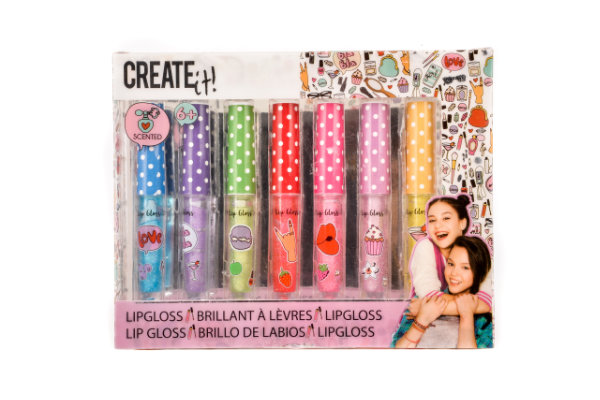 Create it! 7 lipgloss 84144