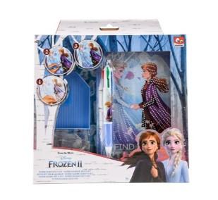 Frozen 2 dagboek ontwerp set FR21238