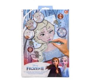 Frozen 2 pailletten kunst FR19319