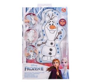Frozen 2 maak je eigen led lamp FR60189