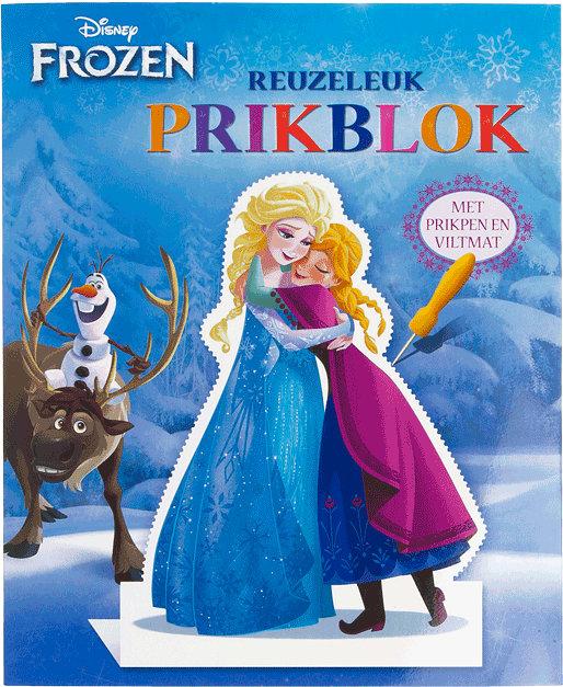 Frozen prikblok 16351