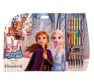 Frozen 2 kleuren set 5 in 1 FR20306
