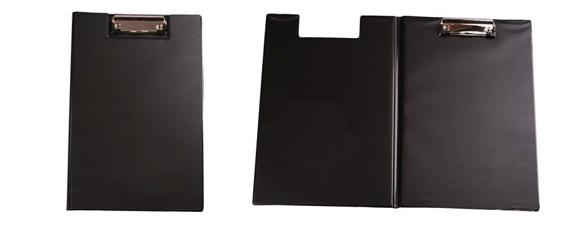 Klembord met omslag zwart centrum 80028