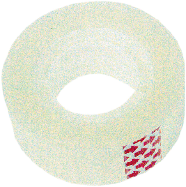 24 Rol Clear tape 19mm*33m Centrum 80153
