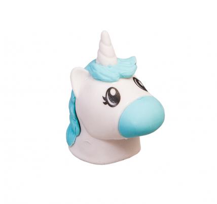 36 unicorn gum en potloodmascotte 80557