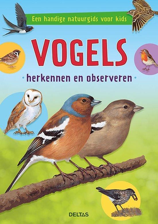 Vogels herkennen en observeren 10,95 adv