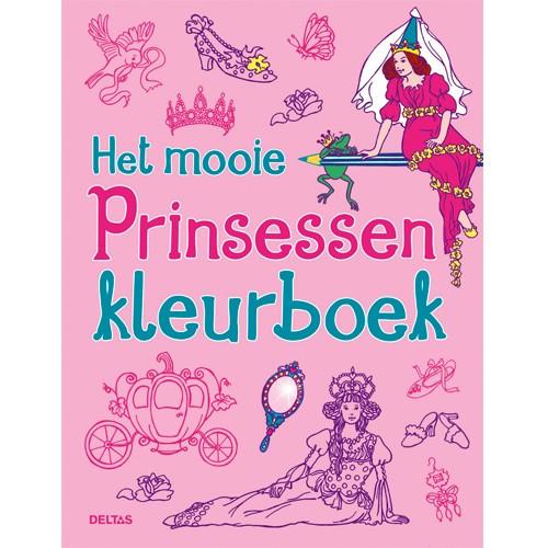 Het mooie prinsessen kleurboek adv. 4,99