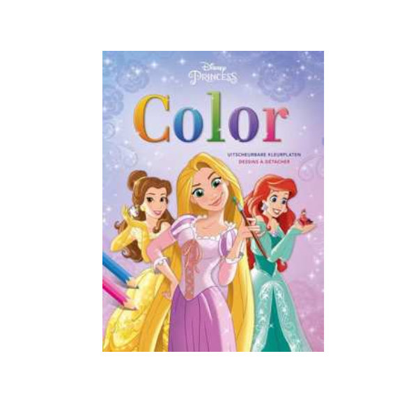 Disney color princess 6,50 adv.