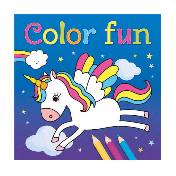Color fun unicorns 5,95 adv.