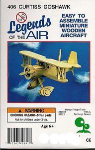 Bouwpakket Curtiss 406