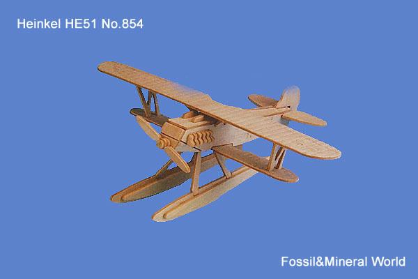 Bouwpakket Heinkel 854