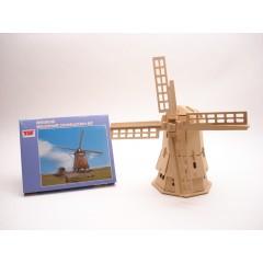 Houten bouwpakket hollandse molen