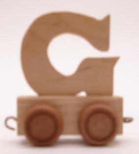 6 lettertreinen G