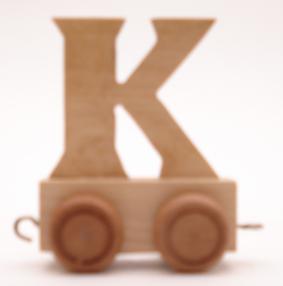 6 lettertreinen K