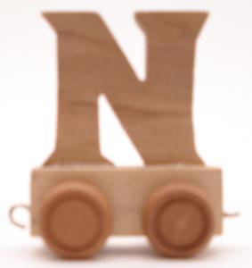 6 lettertreinen N