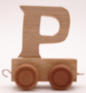 6 lettertreinen P