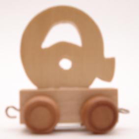 6 lettertreinen Q