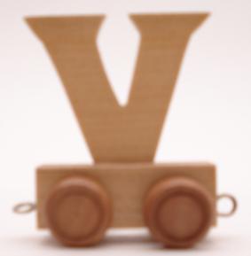 6 lettertreinen V