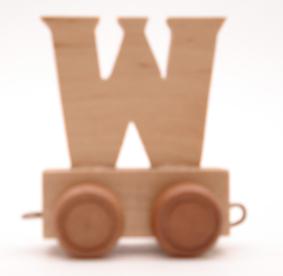 6 lettertreinen W