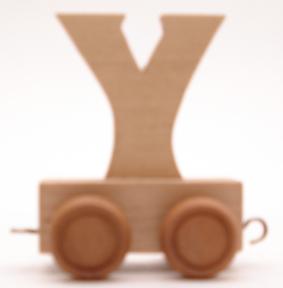 6 lettertreinen Y