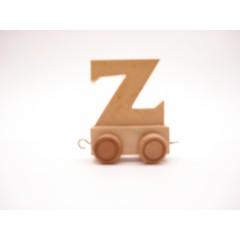 6 lettertreinen Z