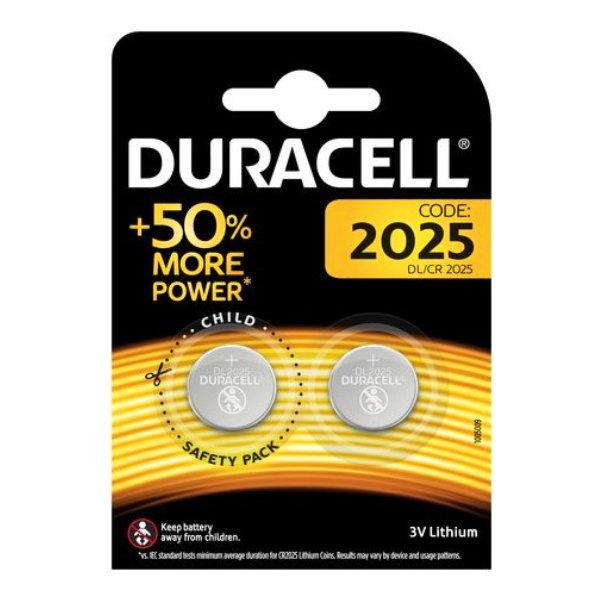 10*1 Duracell Lithium CR2025 3V