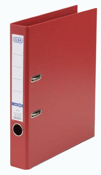 ELBA rado basic A4 50 mm pp/pp rood