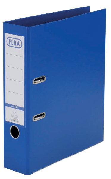 ELBA rado basic A4 80 mm pp/pp blauw