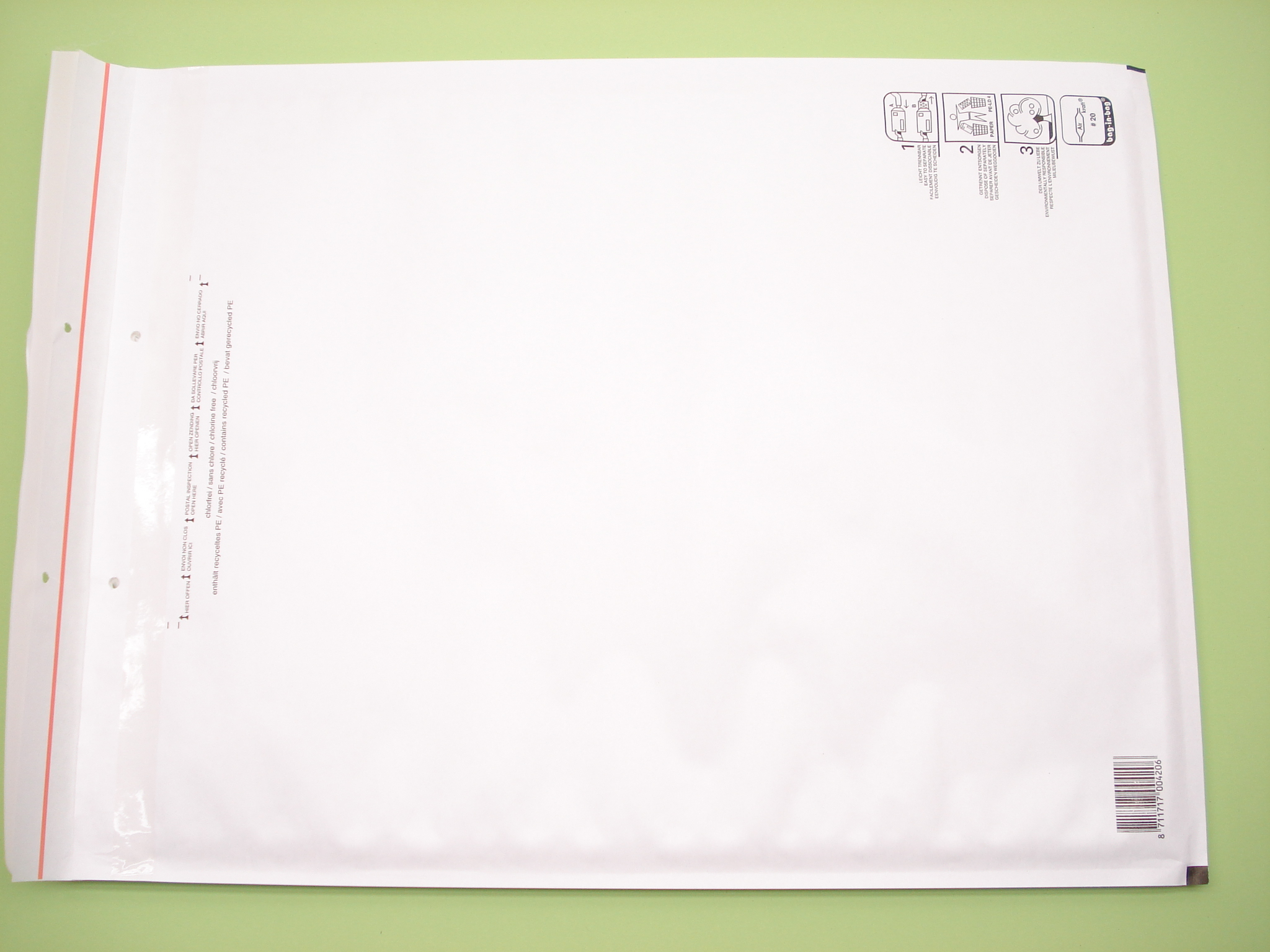 10 aircraft envelop #20 370*480mm