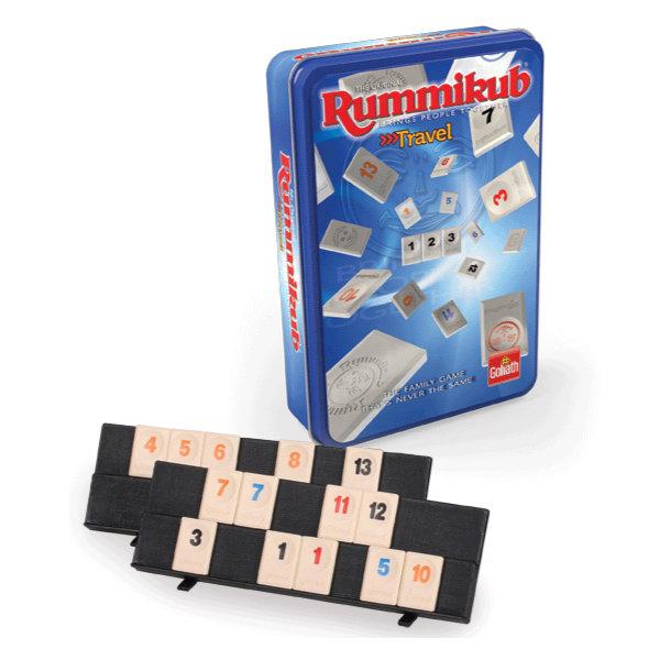 Rummikub travel in tin box 50105