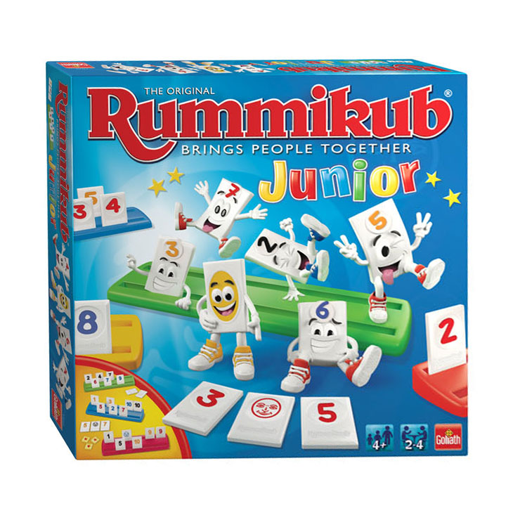Rummikub junior my first 50210