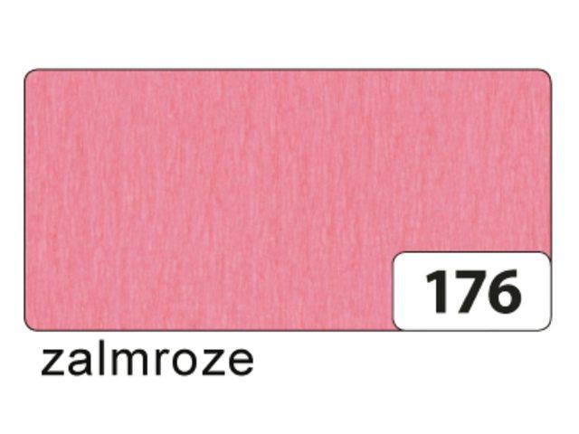 10 vel crepe folia zalm 822176