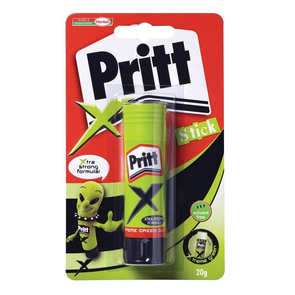 Pritt groene stick 20 gr. 1483563