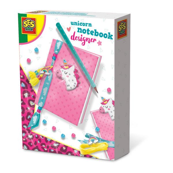 SES unicorn notitieboek designer 00105