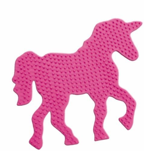 SES Strijkkralen bord fantasy paard 6095