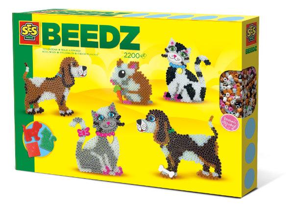 SES strijkkralen huisdieren 06264